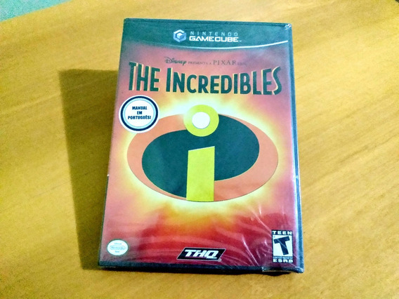 The Incredibles / Os Incríveis Original Novo || Gc
