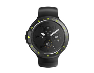Relógio Ticwatch S Pxpx Smartwatch C/ Nf E Garantia O