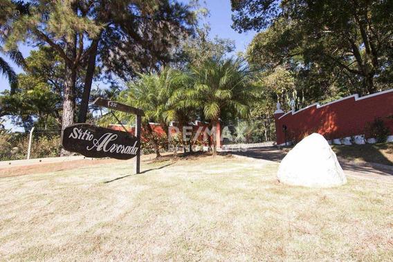 Sítio Com 17 Dormitórios À Venda, 51500 M² Por R$ 6.000.000 - Caixa D´água - Vinhedo/sp - Si0019