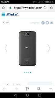 Celular Nuevo Acer Liquid Jade Z