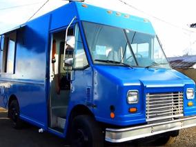 Food Truck Chevrolet Vanette Utilimaster