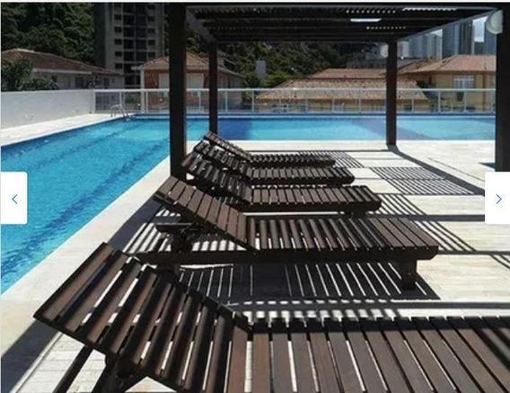 Apartamento Em Marapé, Santos/sp De 79m² 2 Quartos À Venda Por R$ 551.000,00 - Ap222216