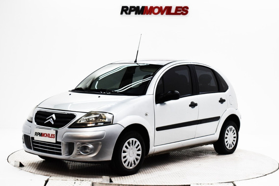 Citroen C3 1.4 Sx 5p 2011 Rpm Moviles