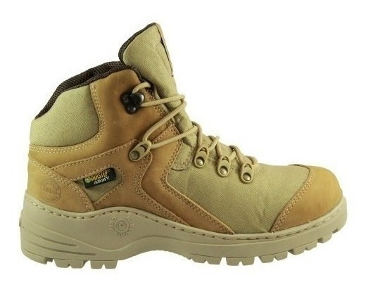 Bota Short Barrel Airstep 8900-6 - Desert