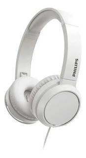 Auriculares Philips 4105w White Center Hogar