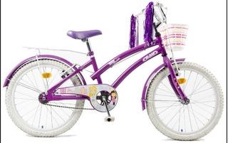 Bicicleta Tiny Dancer Rodado 20 Olmo- Niña