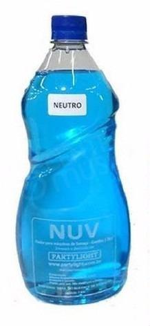 Liquido Neutro Para Maquina De Fumaça 1 Litro