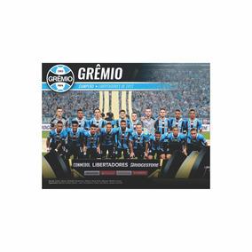 Poster Grêmio Campeão: Libertadores 2017 60x42cm