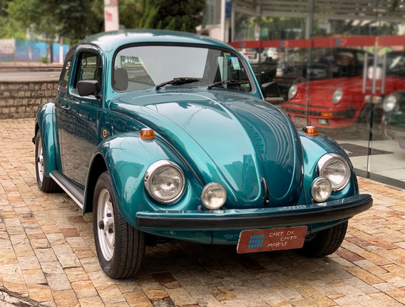 Volkswagen Fusca Série Ouro - 1996