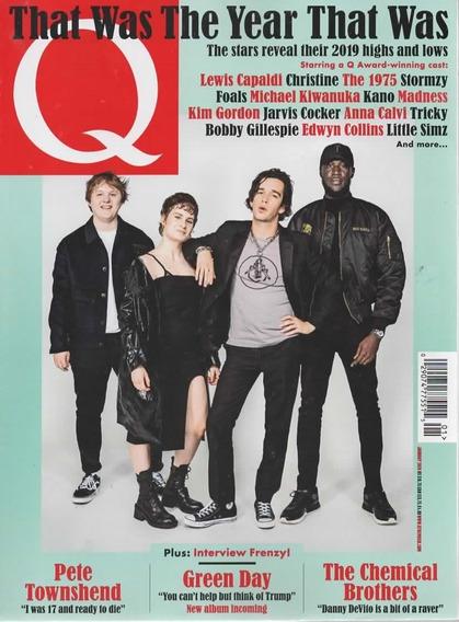 Q Magazine - Revista De Rock , Entrevistas E Listas