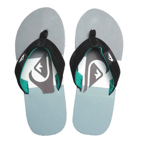 69d382813 Chinelo Quiksilver Foundation Chinelos - Sapatos para Masculino no ...