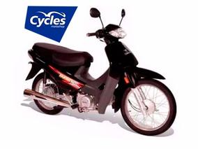 Corven Energy 110 Okm 2018 Financia Solo Con Dni Moto