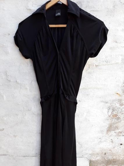 Vestido Negro Clasico