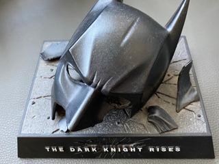 Batman The Dark Knight Rises Bluray Edición Limitada
