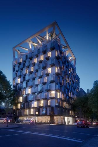 Imagen 1 de 10 de Edificio Alma Corso A Estrenar Centro