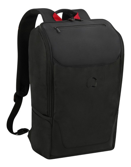 Mochila Portanotebook Delsey Parvis Plus 15,6 Simple