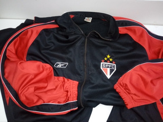 Agasalho Reebok São Paulo Futebol Clube Tam Xl