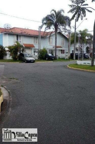 Casa Em Condomínio Para Locação Em São José Dos Campos, Jardim Americano, 2 Dormitórios, 2 Banheiros, 1 Vaga - 281