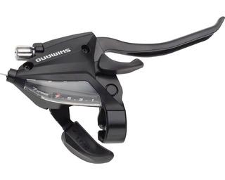 Manijas De Cambio Y Freno Shimano St-ef500 21 Velocidades - Racer Bikes