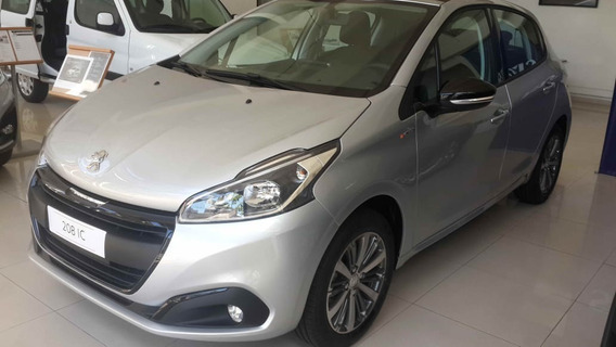 Peugeot 208 Okm 2020 Plan Entrega Asegurada Anticipo Cuotas
