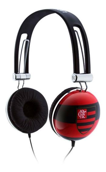 Fone De Ouvido Oficial Do Flamengo Sg10-fla - Waldman