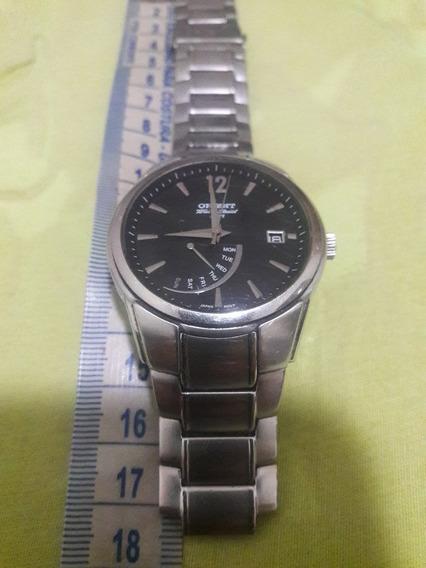 Relógio Antigo Orient Quartz Mbss2 003 Ppim-195 Leia Descriç