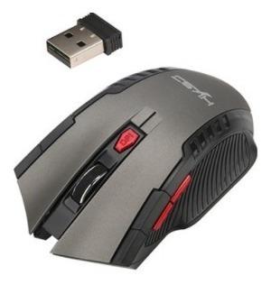 Mouse Sem Fio Wireless Bluetooth Com Teclas Scroll Original