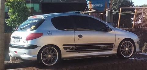Peugeot 206+ 1.6