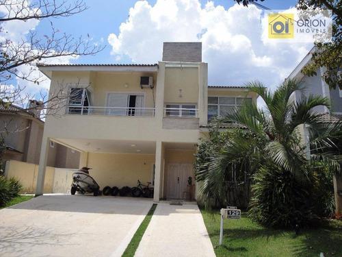Casa À Venda, 467 M² Por R$ 1.800.000,00 - Aldeia Da Serra - Barueri/sp - Ca0430