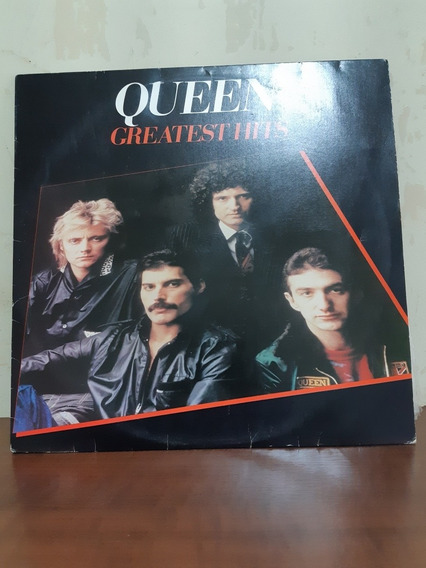 Lp Disco De Vinil Queen Greatest Hits 1981
