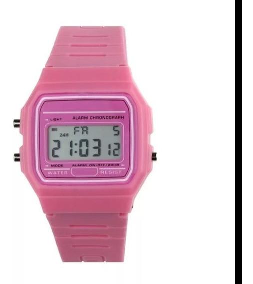 Relógio Digital Wr Retro