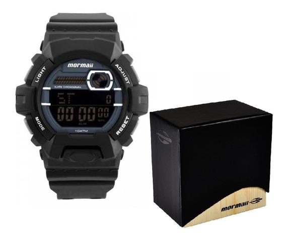 Relógio Mormaii Original Com Garantia A Prova Dágua + Nf 116