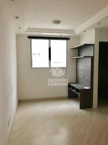 Imagem 1 de 22 de Apartamento À Venda, 46 M² Por R$ 270.000 - Jardim Íris - São Paulo/sp - Ap0301