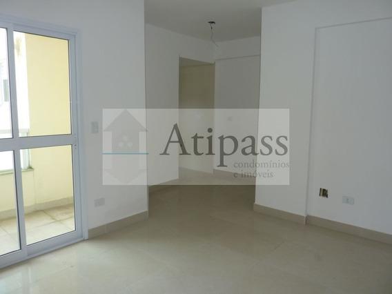 Ótimo Apartamento Bairro Nova Petrópolis , Vago , 47 Metros ! - At337