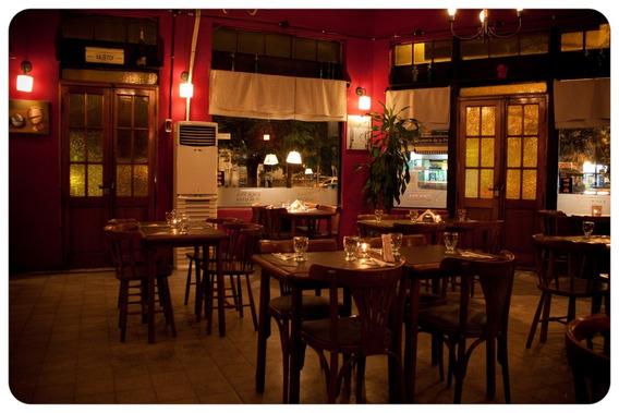 Restorán-cafetería-bar