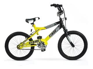 Bicicleta Stark Bmx Rodado 14 Varon Junior Mod 6062 Cuotas
