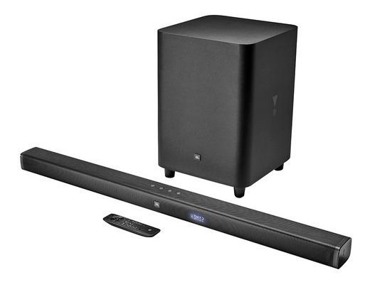 Home Theather Soundbar Jbl Bar 3.1 178w Usb Hdmi Bluetooth