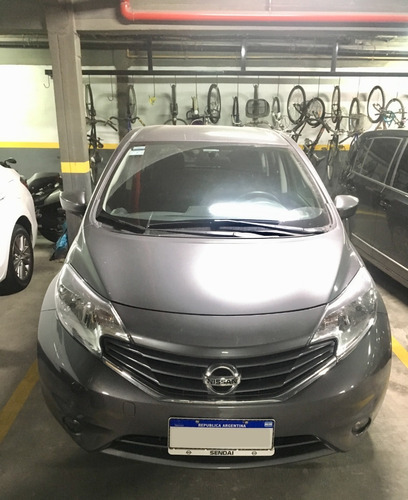 Nissan Note 1.6 Advance - 110cv Cvt