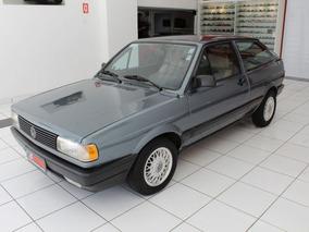 Volkswagen Gol Gl 1.8 8v, De Colecionador, Cnz8533