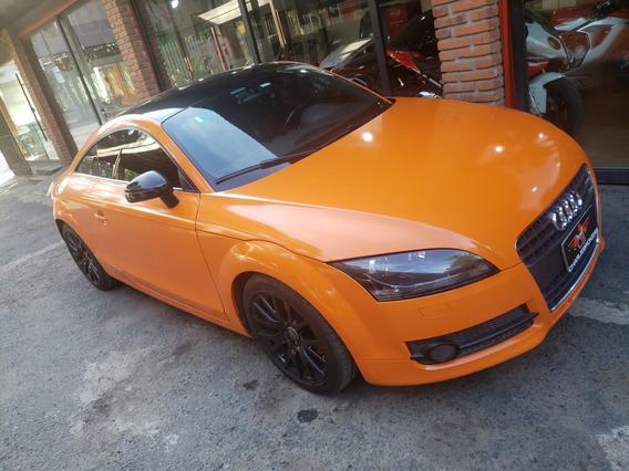 Audi Tt 2.0t Fsi Coupe Mt 2008 2.0 T Naranja Charliebrokers