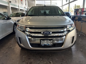 Ford Edge 3.5 Ford Edge Sel At 2013 Somos Agencia