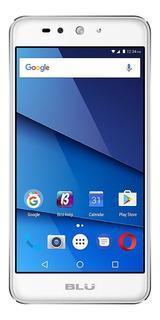 Smartphone Blu Grand Xl 8gb Plata Desbloqueado