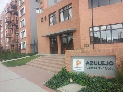 Apartamento Mosquera Ciudad Sabana Azulejo 63mts 1er Piso