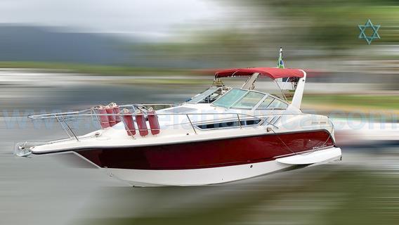 Lancha Bayliner 28 Barco Iate N Phantom Cimitarra Catamara