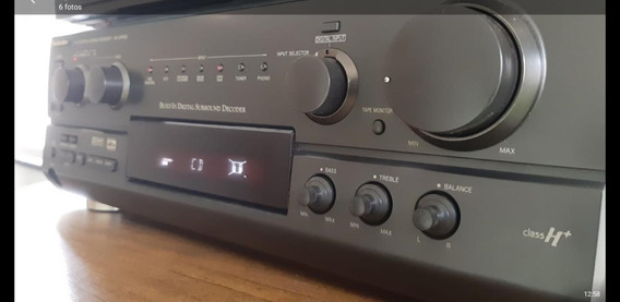 Receiver Technics Sa-dx930