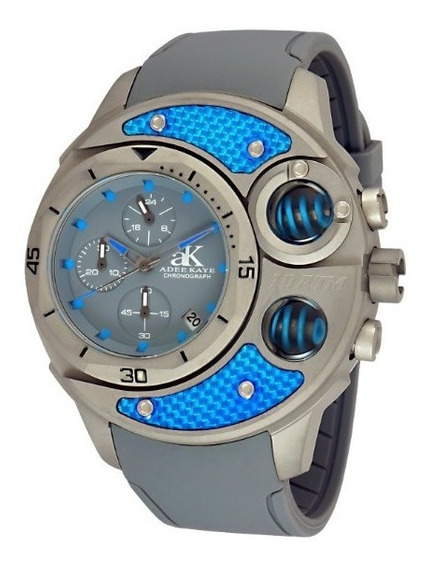 Reloj Adee Kaye Ak8001-mt Cronografo Commando Collection