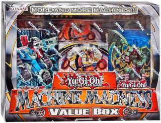 Yu- Gi- Oh Tcg : Machine Madness Value Box Structure Decks