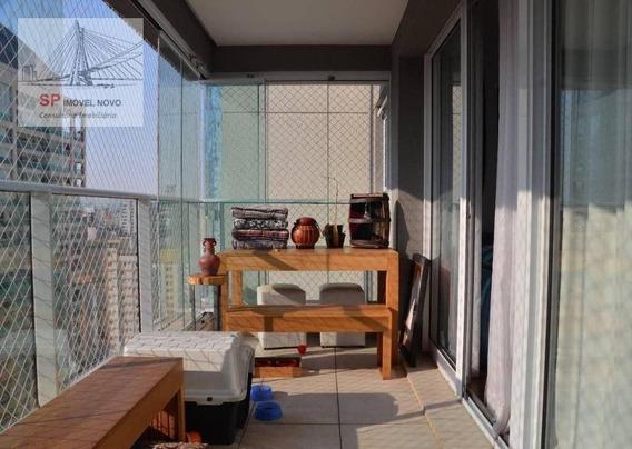 Apartamento No Cube Campo Belo, 50 M² - Campo Belo - São Paulo/sp - Ap13816