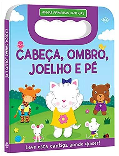 Livro Minhas Primeiras Cantigas - Ca Editora Dcl