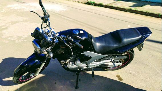Yamaha Fazer 250 Preta Leia O Anúncio
